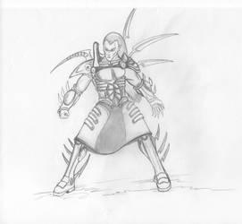 Kain Armor BO2