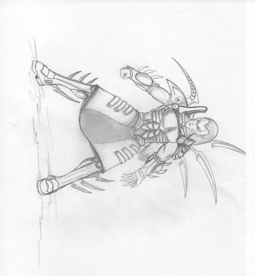 Kain Armor BO2 by sangwiss16
