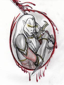 Bloody cameo Kain
