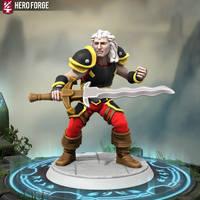 Hero Forge Kain