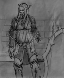 Prince Renathal of Revendreth.