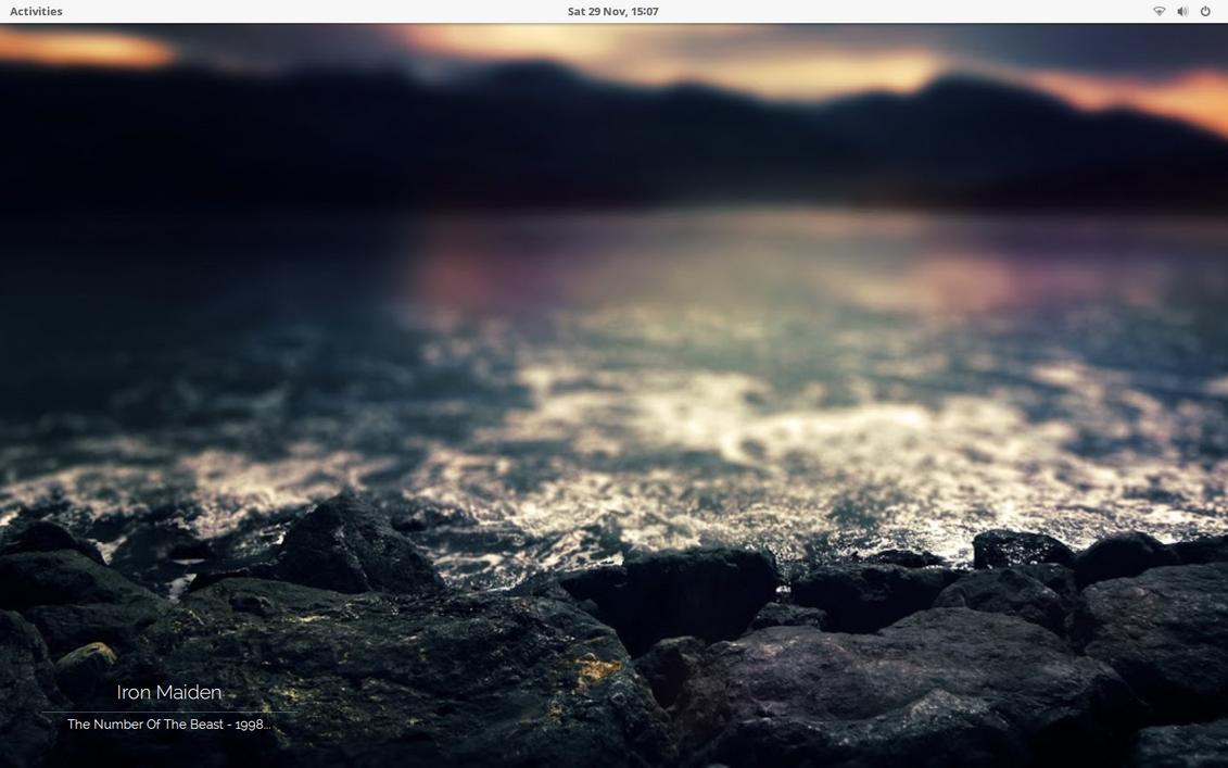 November Desktop by TheVirtualDragon