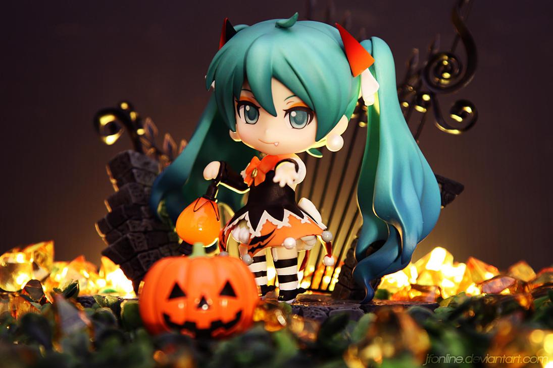 Happy Halloween by jfonline