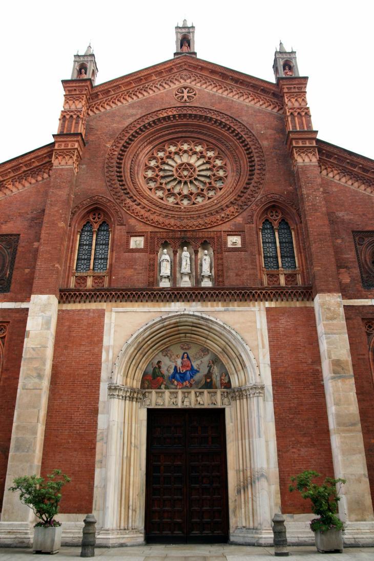 San Marco Facciata by troubleacm