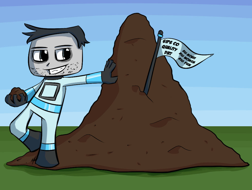 Sips Co Quality Dirt By Calistomaniac On Deviantart