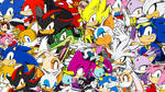 Sonic Channel Collage