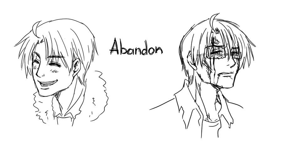 APH line up - Abandon by randomsketchez