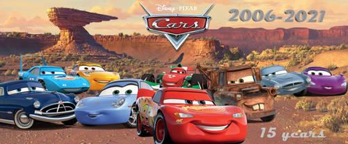 Cars 15th anniversary