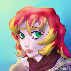 Donna by Rezllen
