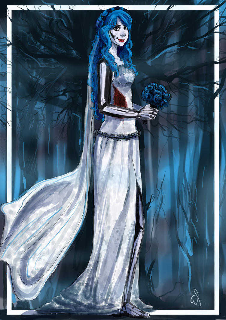 The Corpse Bride - A cosplay by Dr-Carrot