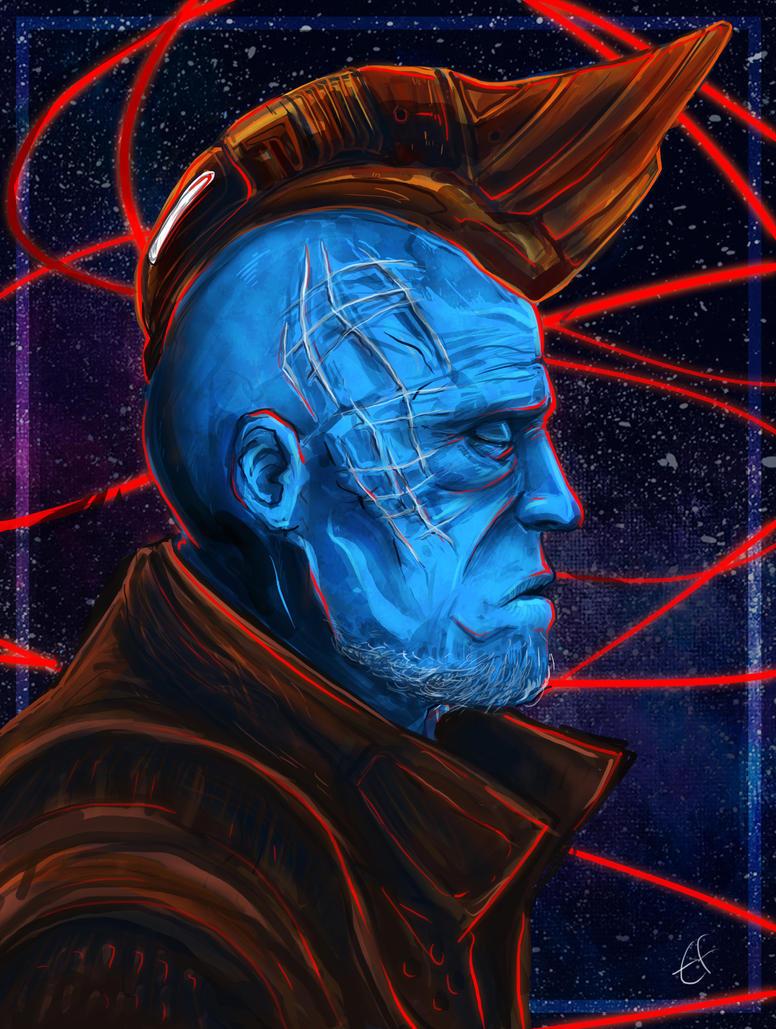 Yondu by Dr-Carrot