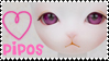 Pipos Love BJD Baha Stamp by The-Meep-Project