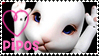 Pipos Love BJD Curo Stamp by The-Meep-Project