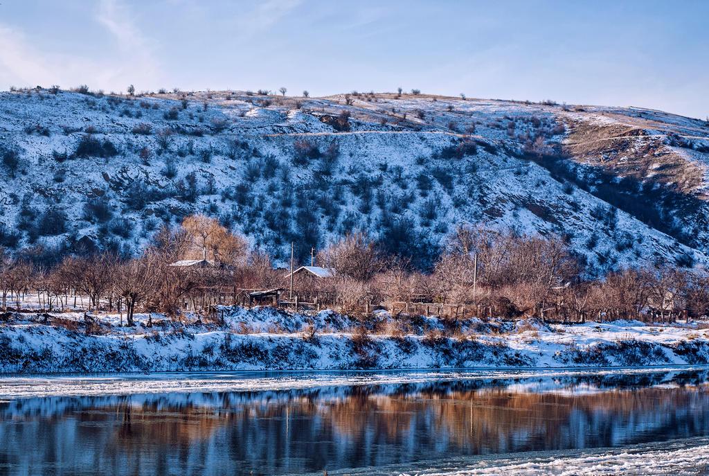 Struma River by Pipera