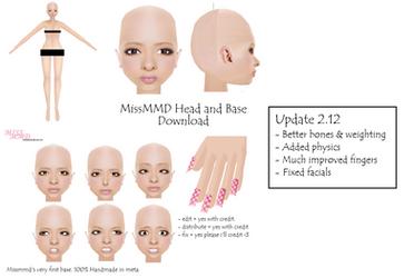 MissMMD Base Complete by missmmd