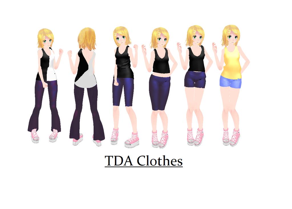 Tda Outfit Dl Deviantart Dibujos Para Colorear