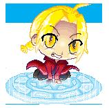 Pixel Edward (remake) by KiaayoTotem