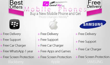 Mobile Phones Offer - CavaratMall