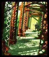 Corridor by gregmks