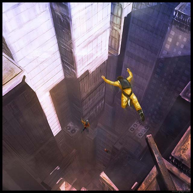 Base jump by gregmks