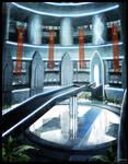 Futuristic Library