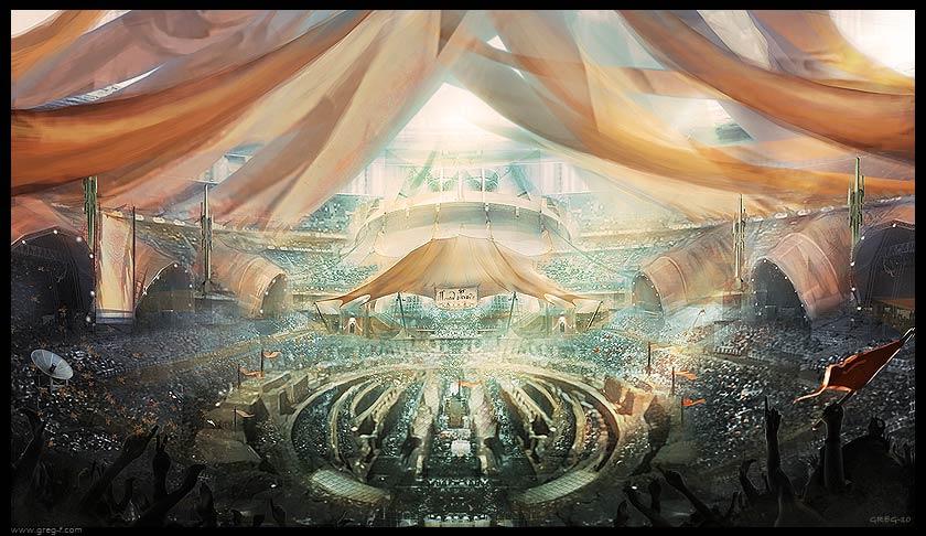 Deus ex Entente Information The_arena_by_gregmks