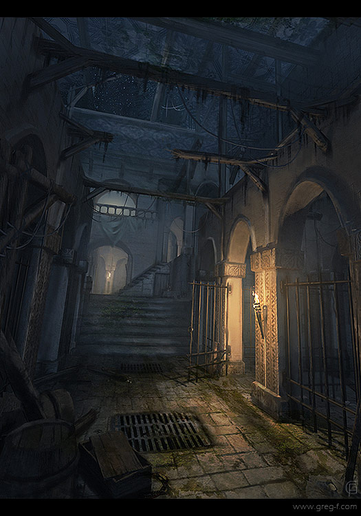 Prison by gregmks