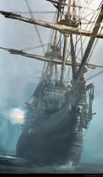 Battle Ship by gregmks