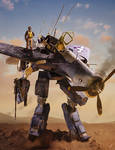 Macross/Corsair crossover