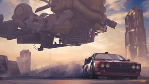 Hot pursuit - Lancia 37