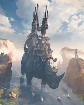 Rhino Castle