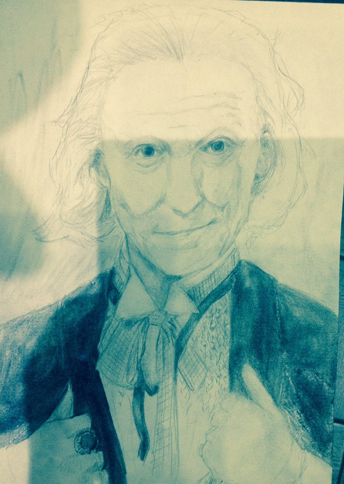 William Hartnell by patamata