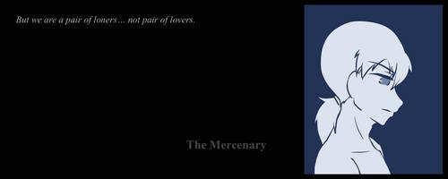 Three Lovers - The Mercenary by TheStoryHunter