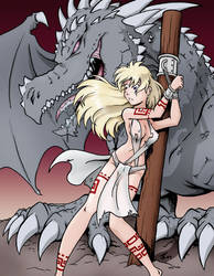 Dragon Sacrifice