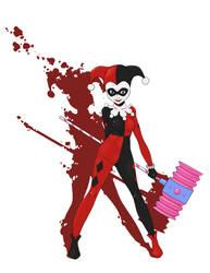 Harley Quinn by RisingDragonArt