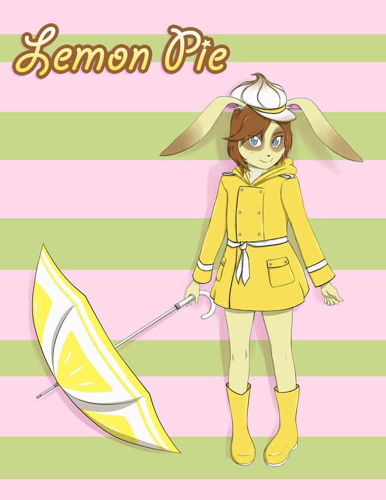 Lemon Pie by RisingDragonArt