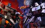 Classic Transformers Reimagined 1