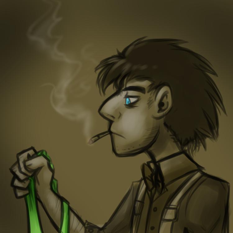 Paperman Doctor by BaldDumboRat