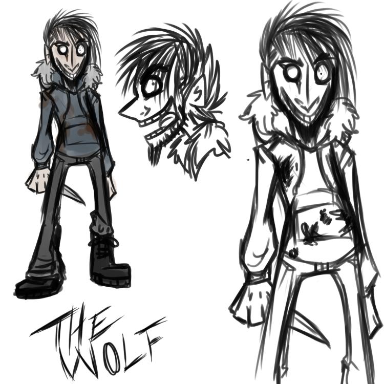 The Big Bad Wolf Concept by BaldDumboRat