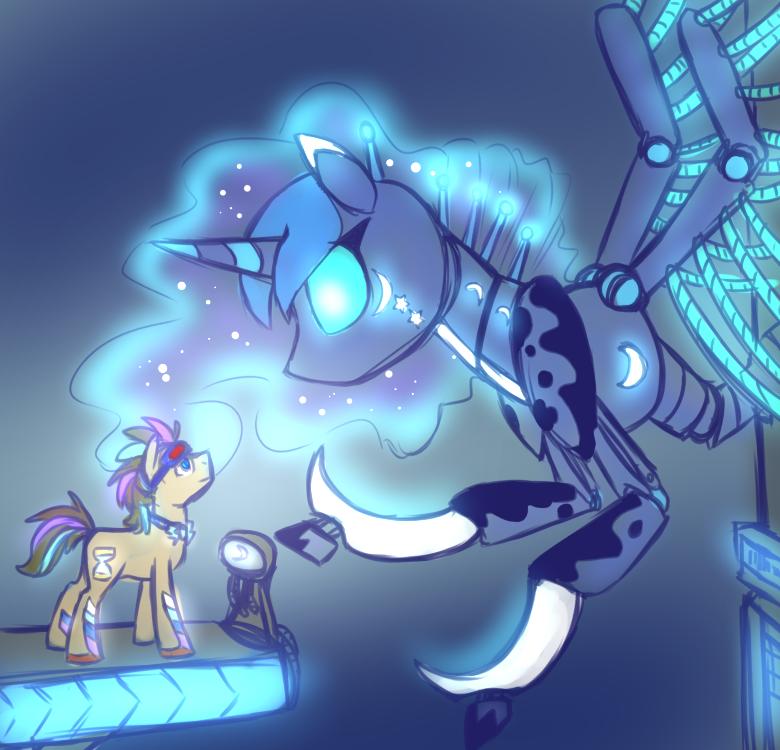 The Midnight Watcher by BaldDumboRat