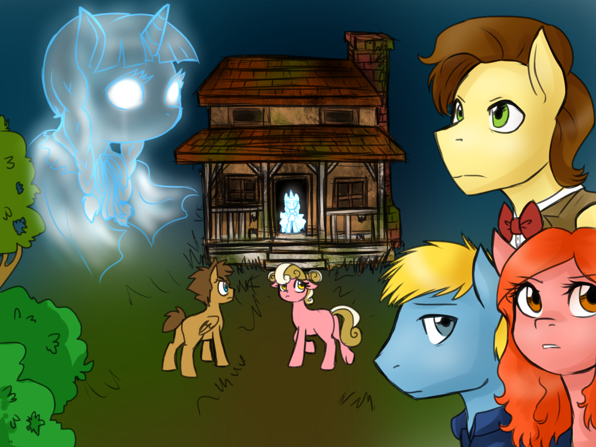 Doctor Whooves: Hansel and Gretel by BaldDumboRat