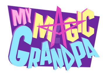 My Magic Grandpa Logo