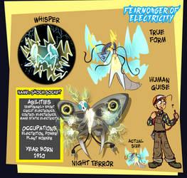 Fearmonger of Electricity by JitterbugJive