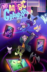 My Magic Grandpa - Cover