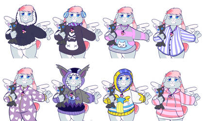 Smudge Outfits