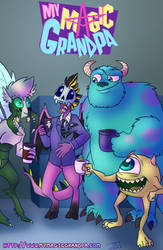 Monsters Inc Crossover
