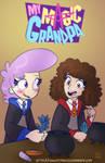 My Magic Grandpa + Harry Potter Crossover