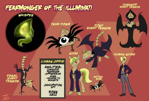 Fearmonger of The Illuminati