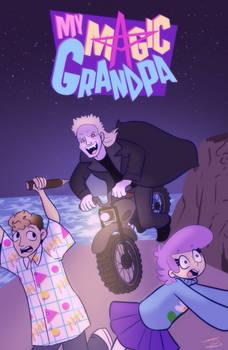My Magic Grandpa + The Lost Boys Crossover