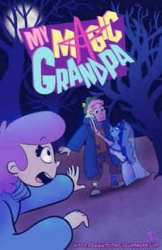 My Magic Grandpa + Corpse Bride Crossover